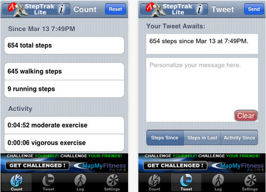 20 Free iPhone Apps To Lose Weight 6