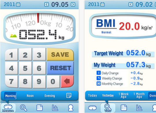 20 Free iPhone Apps To Lose Weight 7