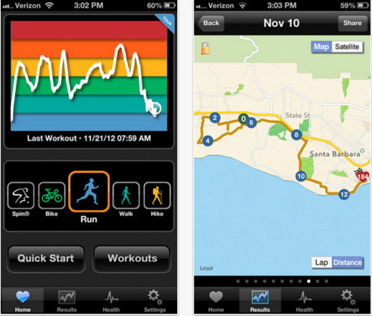 20 Free iPhone Apps To Lose Weight 9