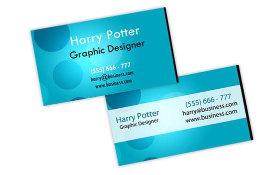 45+ Free PSD Business Card Templates 17