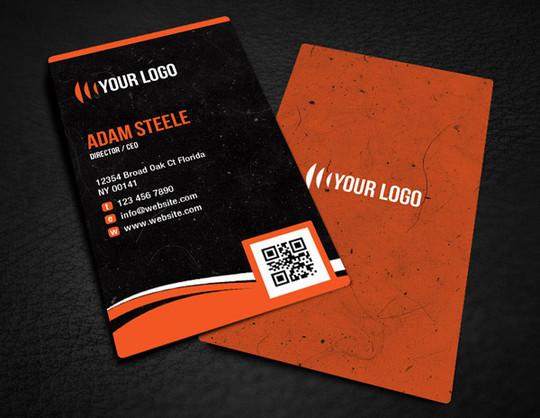 45+ Free PSD Business Card Templates 32