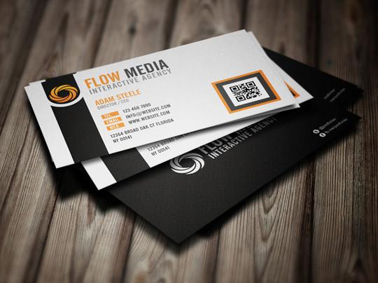 45+ Free PSD Business Card Templates 3