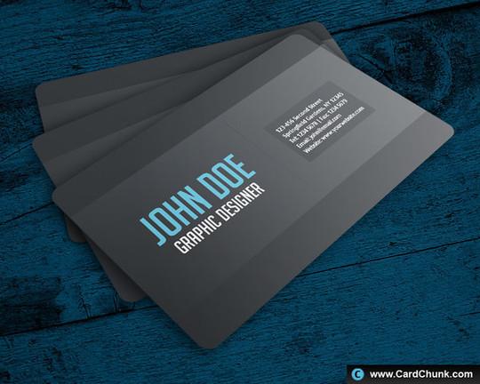 45+ Free PSD Business Card Templates 35