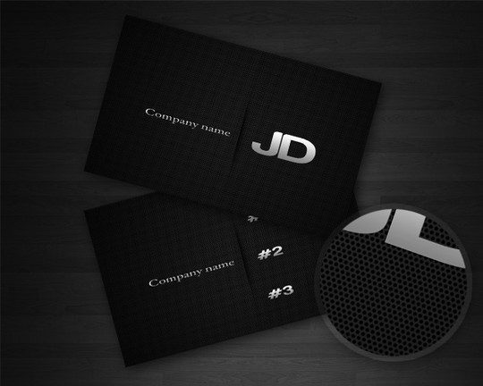 45+ Free PSD Business Card Templates 37