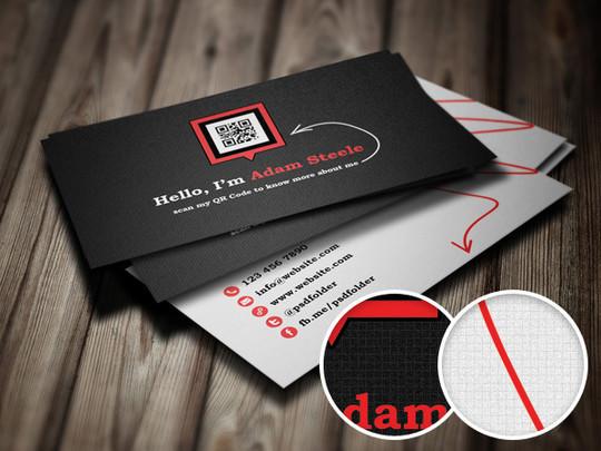 45+ Free PSD Business Card Templates 5