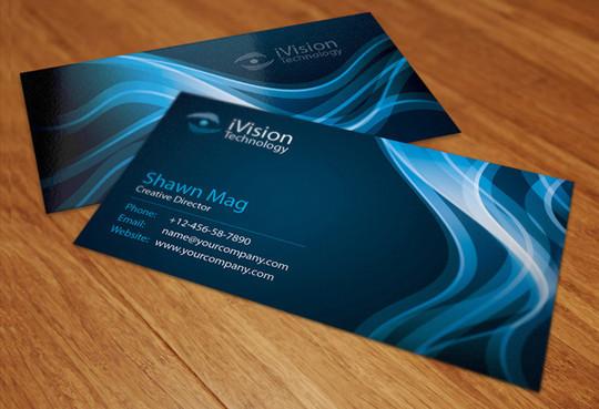 45+ Free PSD Business Card Templates 41