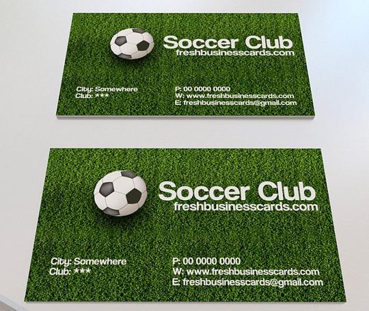 45+ Free PSD Business Card Templates 23