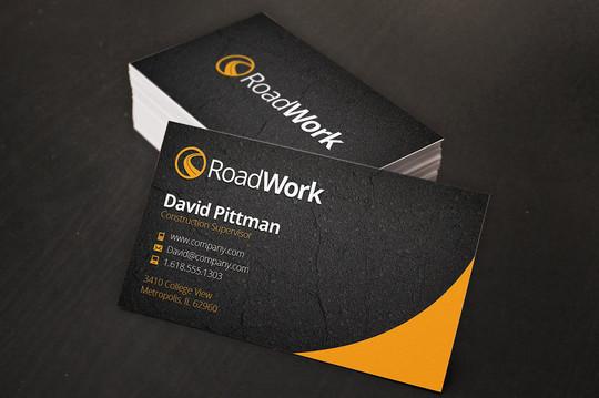 45+ Free PSD Business Card Templates 18
