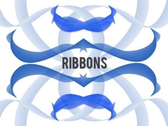 45 Awesome Swirl And Ribbon Photoshop Brushes 17