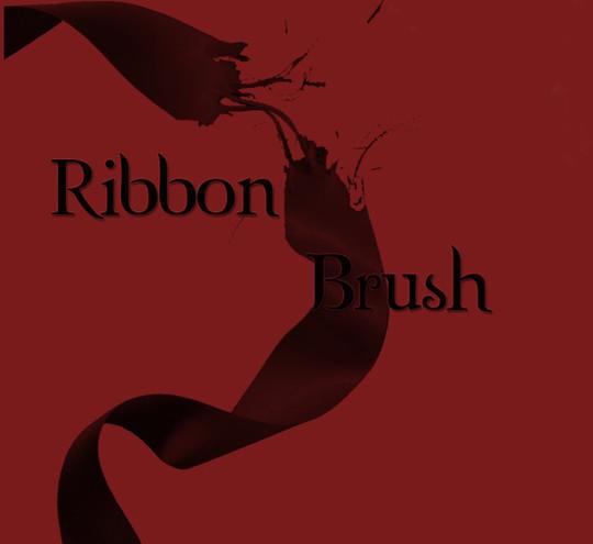 45 Awesome Swirl And Ribbon Photoshop Brushes 24