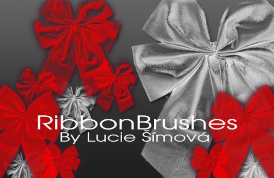 45 Awesome Swirl And Ribbon Photoshop Brushes 5
