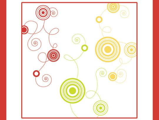 45 Awesome Swirl And Ribbon Photoshop Brushes 38