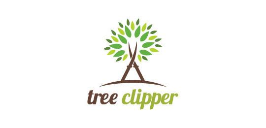 18 Beautiful Tree Inspired Logo Design 15