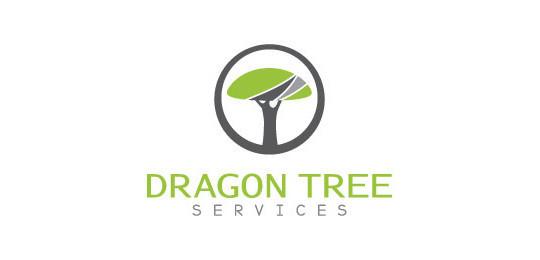18 Beautiful Tree Inspired Logo Design 16
