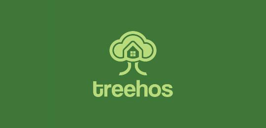 18 Beautiful Tree Inspired Logo Design 17