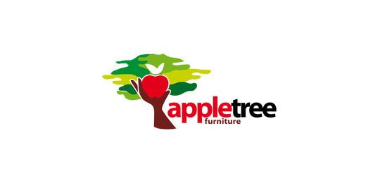 18 Beautiful Tree Inspired Logo Design 7