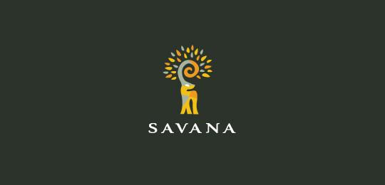 18 Beautiful Tree Inspired Logo Design 9