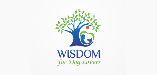 18 Beautiful Tree Inspired Logo Design 12