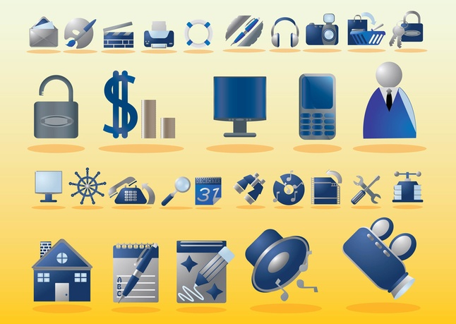 50 Free Vector Art Signs And Symbols Packs 18