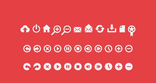 50 Free Vector Art Signs And Symbols Packs 37