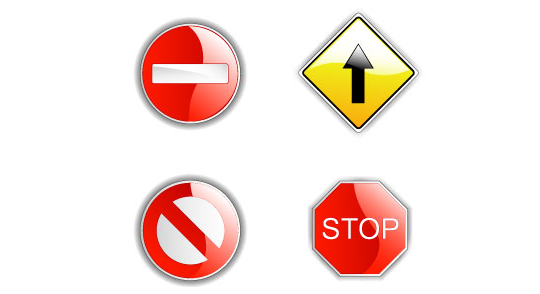 50 Free Vector Art Signs And Symbols Packs 47