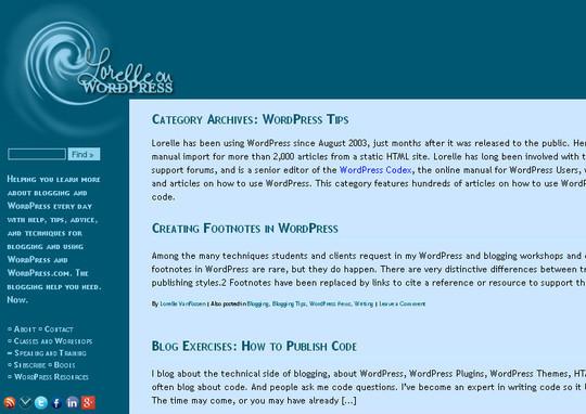 17 Useful WordPress Cheat sheets 11