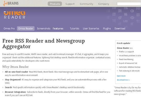 10 Best Alternatives To Google Reader 10