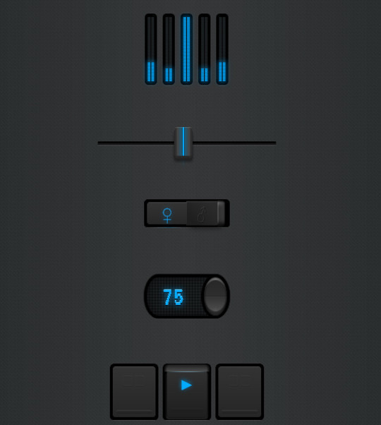 40 CSS3 Animated Button Tutorials And Experiments 19