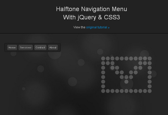 40 CSS3 Animated Button Tutorials And Experiments 22