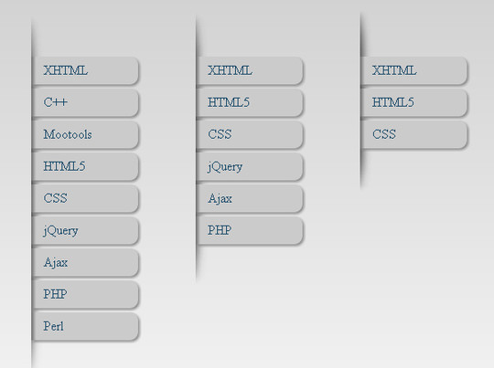 40 CSS3 Animated Button Tutorials And Experiments 36