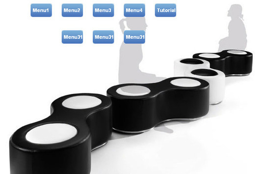 40 CSS3 Animated Button Tutorials And Experiments 14