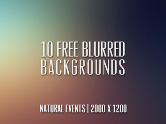 13 High-Resolution Blurred Backgrounds For Free Downloads 11