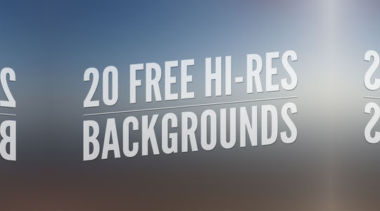 13 High-Resolution Blurred Backgrounds For Free Downloads 13