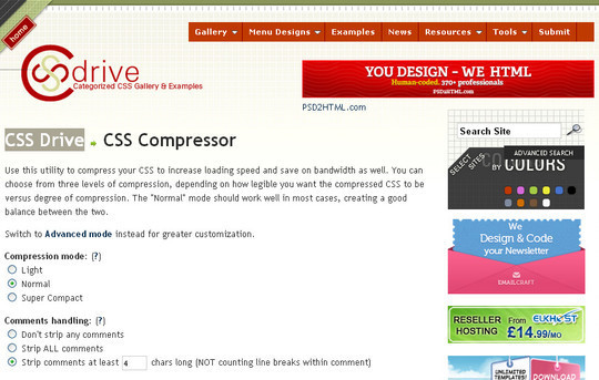 11 Useful CSS Tools To Speed Up Your Design Process 3