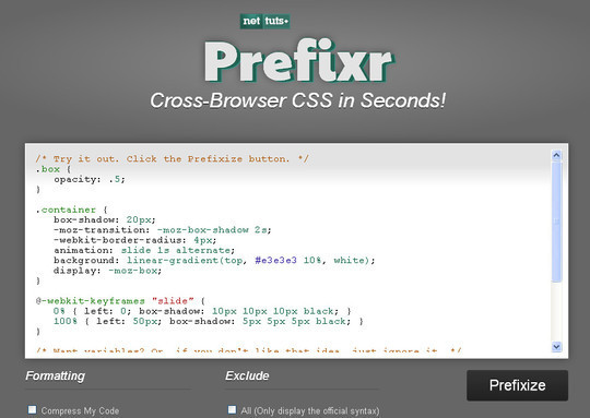 11 Useful CSS Tools To Speed Up Your Design Process 5