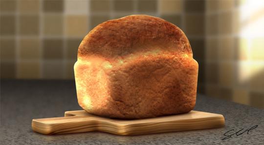 Showcase Of Amazing Photoshop Food Tutorials 2