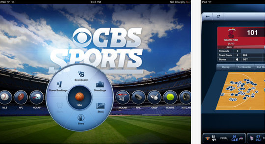 16 Best Free Sports Apps For iPhone And iPad 14