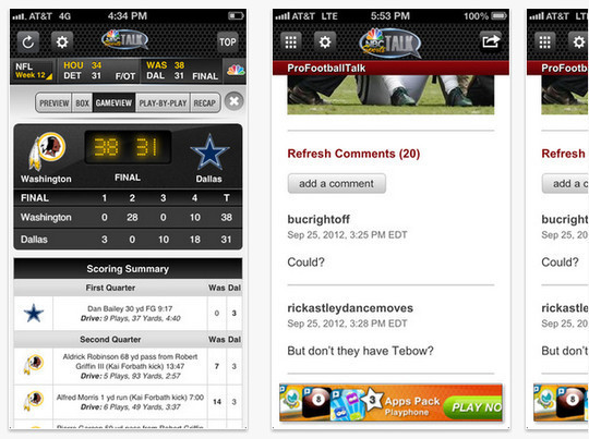 16 Best Free Sports Apps For iPhone And iPad 5