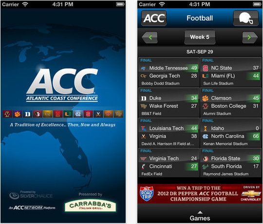 16 Best Free Sports Apps For iPhone And iPad 9