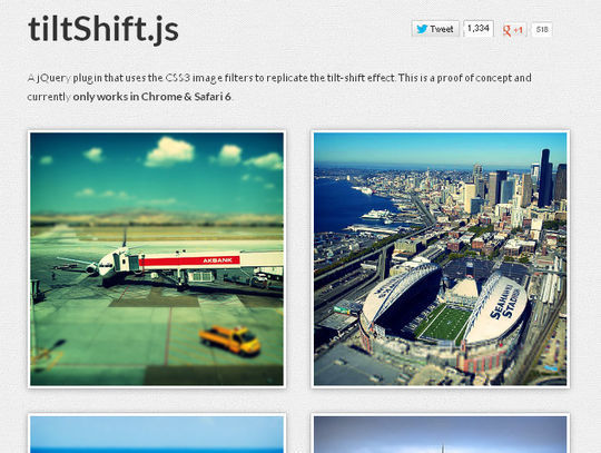 Showcase Of Fresh And Free jQuery Plugins And Tutorials 23