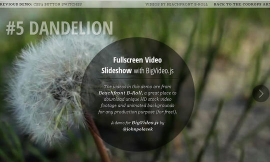Showcase Of Fresh And Free jQuery Plugins And Tutorials 29