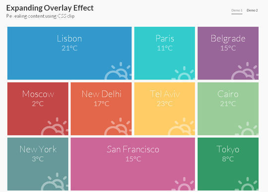 Showcase Of Fresh And Free jQuery Plugins And Tutorials 10