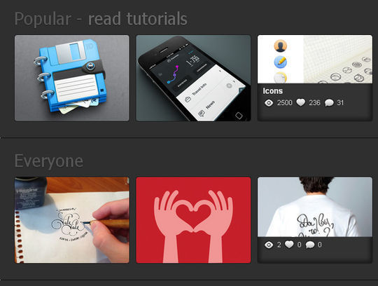 Showcase Of Fresh And Free jQuery Plugins And Tutorials 38