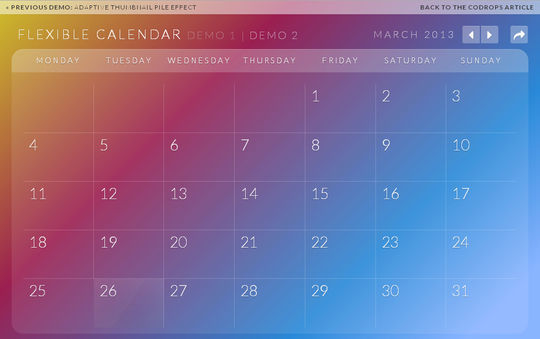 Showcase Of Fresh And Free jQuery Plugins And Tutorials 15