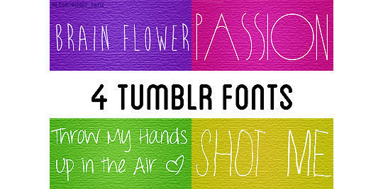 19 Free And Stylish Minimalistic Fonts For Your Designs 15