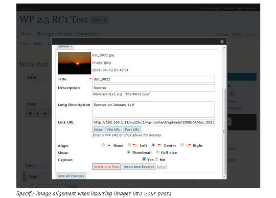 12 WordPress Plugins That Automatically Watermark Images on Your Blog 10