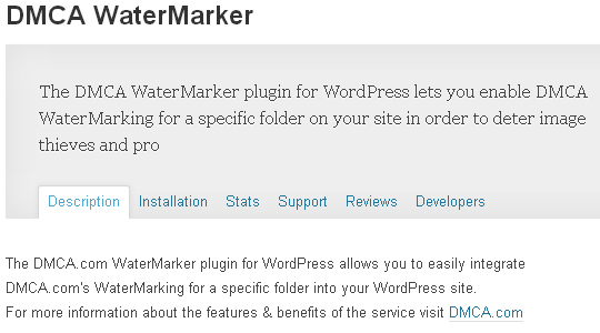 12 WordPress Plugins That Automatically Watermark Images on Your Blog 12