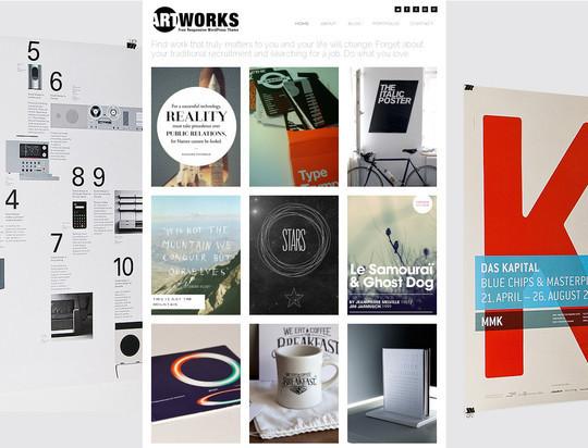 44 Premium Yet Free Wordpress Themes For Your Blog 9