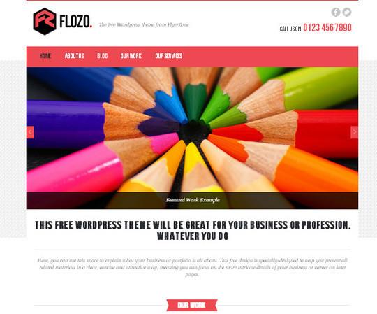 44 Premium Yet Free Wordpress Themes For Your Blog 42