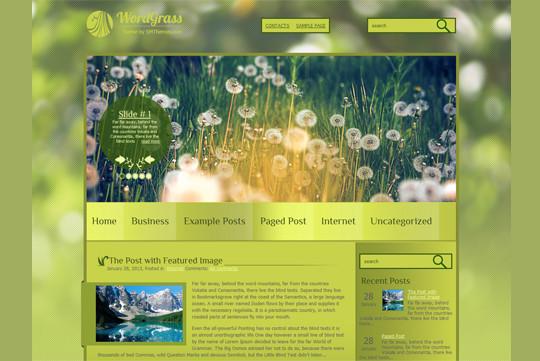 44 Premium Yet Free Wordpress Themes For Your Blog 22